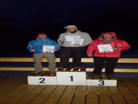 Mezőkövesdi tűzoltó nyerte a snowboard-versenyt