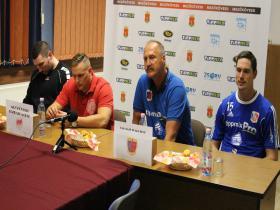 MKC-Balmazújváros sajtótájékoztató