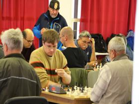 Újabb sikert arattak a sakkozók